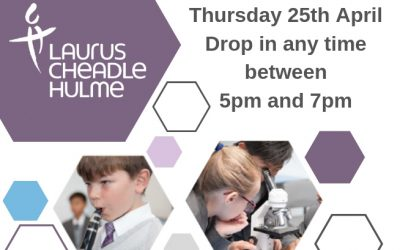 Drop-in evening for future LCH students and their families