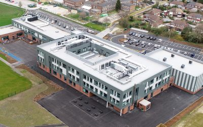 Students move into LCH's fantastic new main building