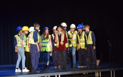 LCH students present the premier of Curtain Call