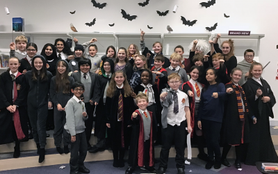 Harry Potter night – a magical time for all