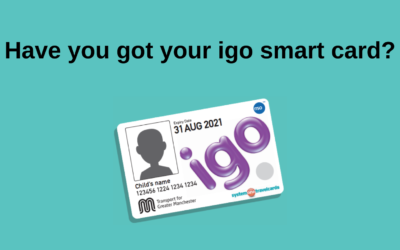 Does your child have an igo card?