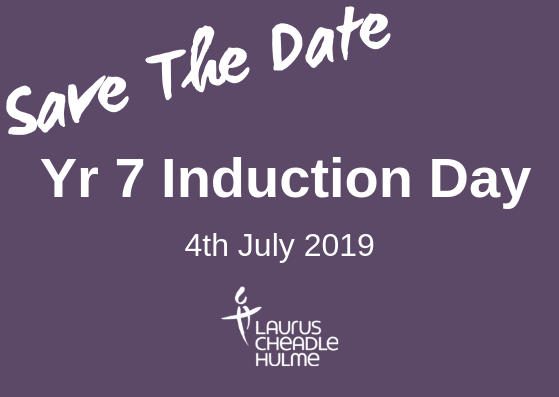 Induction Day for students joining LCH in September 2019